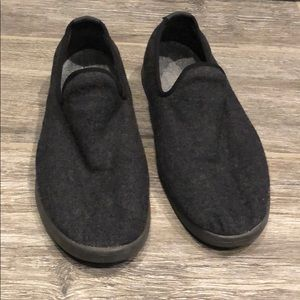 Men's Allbirds Wool Lounger Gray 11 excellent